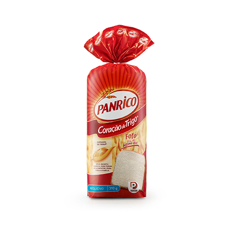 Panrico® Coração de Trigo 310g