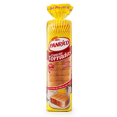 Panrico® Especial Torradas com Côdea 750g