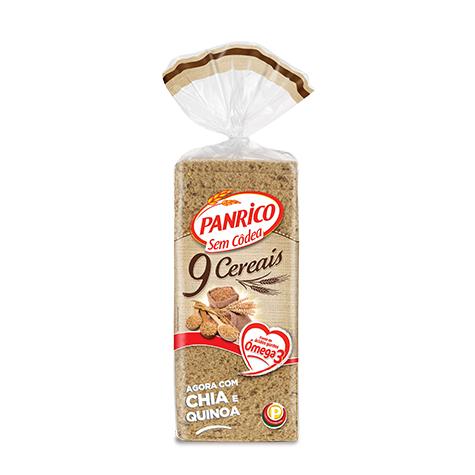 Panrico® 9 Cereais sem Côdea 480g