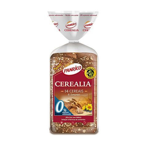 Panrico® 14 Cereais e Sementes 435g