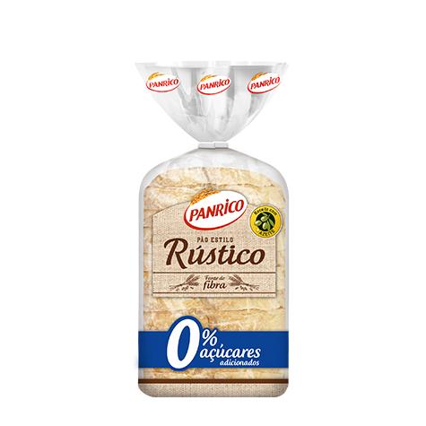 Panrico® Rústico 0% açúcar